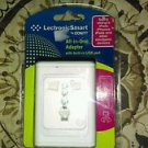 Conair All-in-One Adapter Built-in USB Port LectronicSmart LS1ADR (White) *NIB*