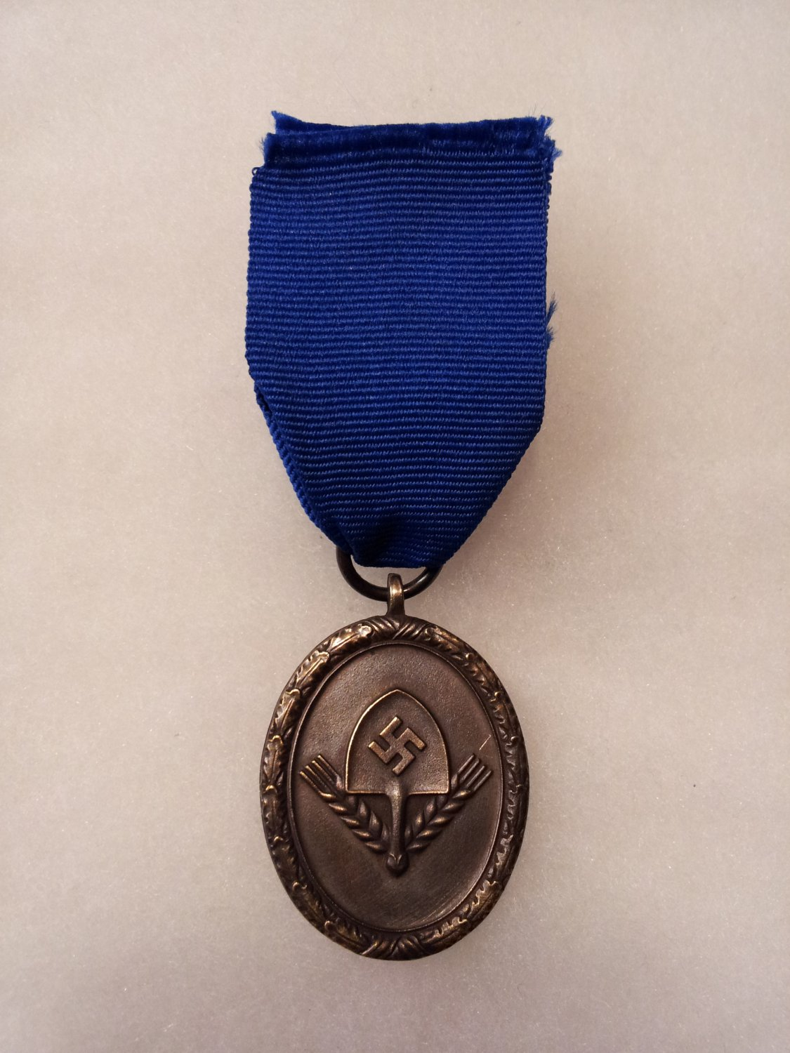 WWII GERMAN RAD LONG SERVICE MEDAL
