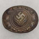 WWII GERMAN RAD PERSONNEL SERVICE PIN/BROOCH