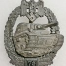 WWII GERMAN PANZER ASSAULT BADGE - SPECIAL GRADE 75