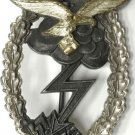 WWII GERMAN NAZI LUFTWAFFE GROUND ASSAULT BADGE