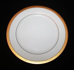 MINT Noritake Contemporary Queens Gold 4285 Salad Plate MULTIPLES AVAILABLE