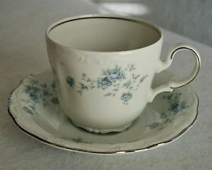 Johann Haviland Blue Garland CoffeeTea Cup & Saucer MULTIPLES AVAILABLE