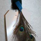 Peacock Bird Decorations Feather Wedding Christmas Ornaments MULTIPLES AVAILABLE