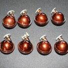 # Vintage Shepherd 8 Ball Casters Antique Copper Color