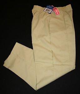 NWT Crest Scrub Pants M Petite Women's Pistachio Cream Nursing Vet Style 192