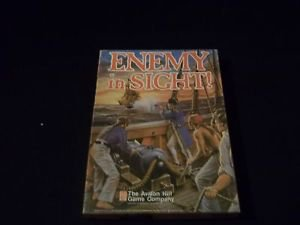 Enemy in Sight Avalon Hill Card Game
