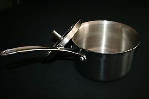Tivoli Stainless Steel 2 Quart Qt. Sauce Pan