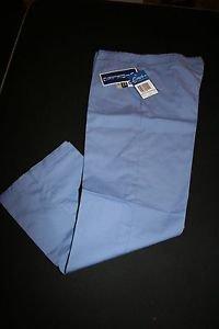 NWT Crest Uniform Scrub Pants S Womens Nursing Vet Ceil Blue Style 147
