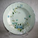 Mikasa Precious Blue Michelle Large Rim Soup Bowl MULTIPLES AVAILABLE