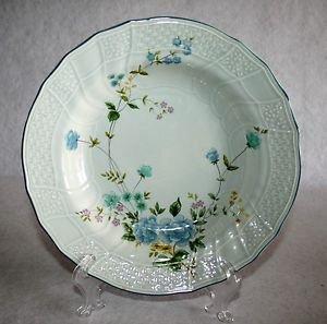 Mikasa Precious Blue Michelle Large Rim Soup Bowl MULTIPLES AVAILABLE
