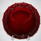 "Avon Cape Cod RUBY RED Salad Plate 7 1/4"" MULTIPLES AVAILABLE"