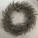 "Elegant Member's Mark 28"" Ice Wreath"