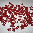 RISK Lord of the Rings Trilogy Edition Replacement Red Army 90 Pieces!