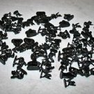RISK Lord of the Rings Trilogy Edition Replacement Black Army 82 Pieces!