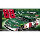 Dale Earnhardt Jr. Mt. Dew/AMP Car Flag 3'X5'