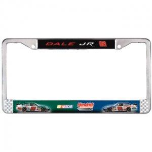 Dale Earnhardt Jr. Chrome License Plate Frame #88