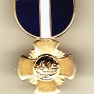 Navy Cross Hat Pin