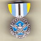 Defense Superior Service Medal Hat Pin