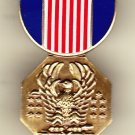 Soldiers Medal Hat Pin