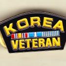Korean Veteran Hat Pin