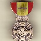 Vietnam Gallantry Medal Hat Pin