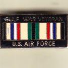 Gulf War Veteran Air Force Hat Pin