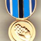 Humanitarian Service Medal Hat Pin