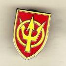 4th Transportation Command Hat Pin