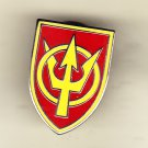 5th Transportation Command Hat Pin
