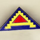 7th Army Hat Pin