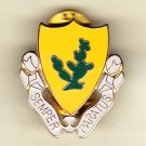 12th Cavalry Regiment Hat Pin