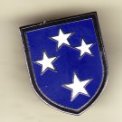 23rd Infantry Division Americal Hat Pin