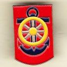 125th Transportation Battalion Hat Pin