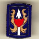 199th Infantry Brigade Hat Pin