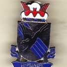 505th Light Infantry Hat Pin
