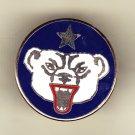 Alaska Defense Command Hat Pin