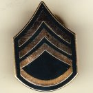 E-6 Army Staff Sergeant Hat Pin