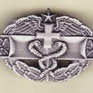 Combat Medic Badge 2nd Award Hat Pin