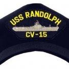 USS Randolph CV-15 Military Hat