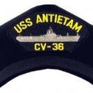 USS Antietam CV-36 Military Hat