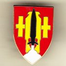 Artillery & Missile School Hat Pin