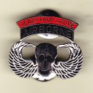 Death From Above Airborne Hat Pin