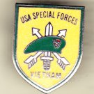Special Forces Vietnam Hat Pin