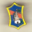 1st Battalion 4th Marines (#2) Hat Pin