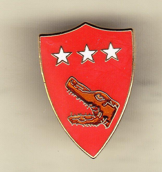 5th Marine Amphibious Hat Pin