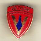 5th Marine Division Vietnam Hat Pin