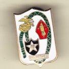 6th Marine Regiment Hat Pin