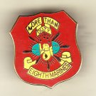 8th Marine Regiment Hat Pin