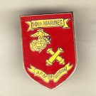 10th Marine Regiment Hat Pin